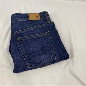 American Eagle Outfitters Womens Vintage Hi-Rise